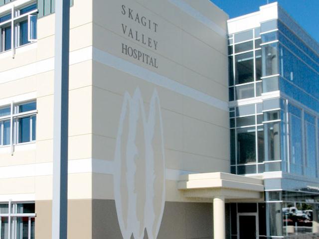Skagit Regional Health Environmental Signage