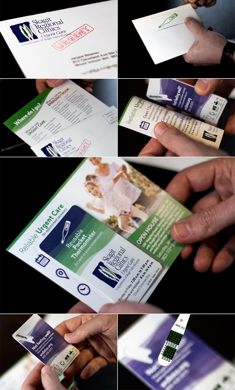 Skagit Regional Health Urgent Care Direct Mail