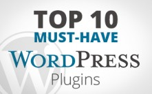 Featured image for the article: Top 10 Must-Have Plugins for Your WordPress-Powered Website