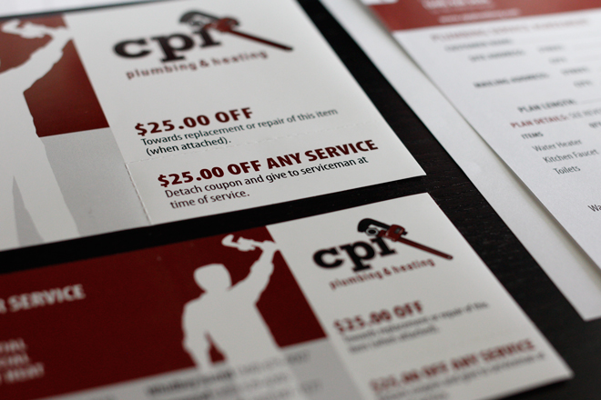 CPI Plumbing & Heating Cards