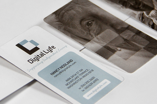 Digital Lyfe Business Cards
