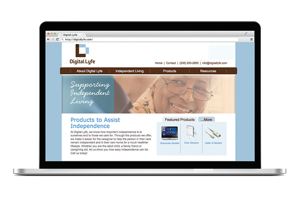 Digital Lyfe Website