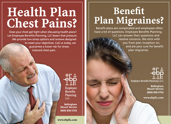 Employee Benefits Planning Advertising Campaign