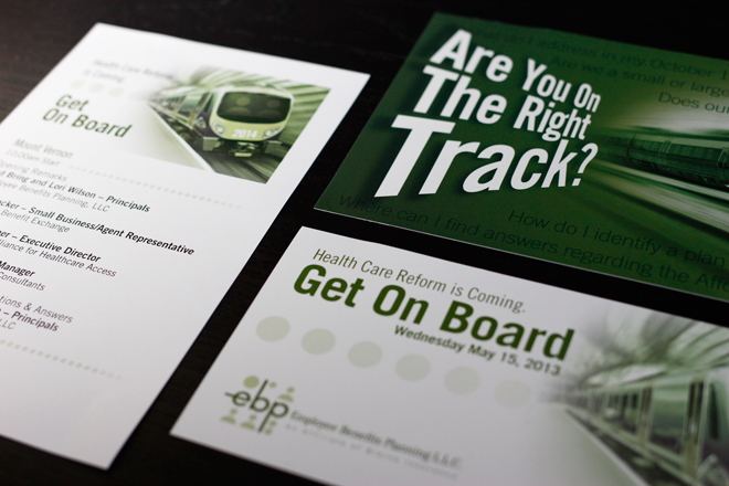 Employee Benefits Planning promotional item for The Affordable Care Act