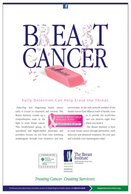 Beat Breast Cancer Marketing Campaign
