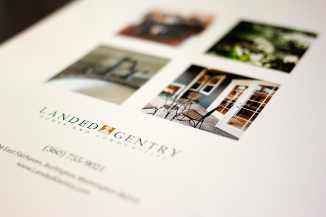 Landed Gentry Brochure Cover