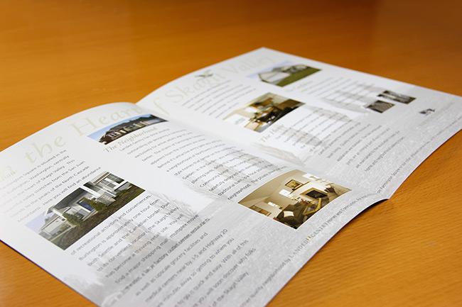 Farmington Square Brochure (Inside)