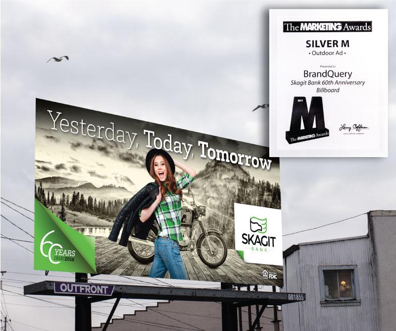 Skagit Bank Billboard