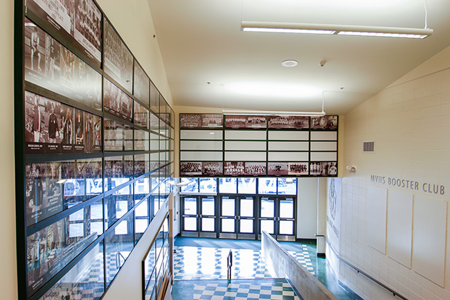 Mount Vernon High School Hall of Fame
