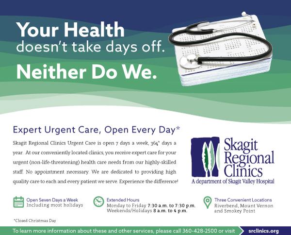 Skagit Regional Clinics Advertising Campaign