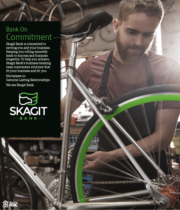 Skagit Bank - Bank on Commitment Campaign Ad