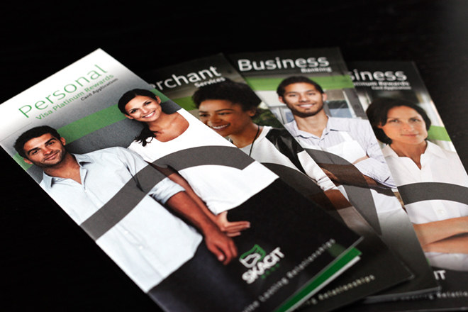 Skagit Bank Brochures