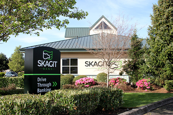 Skagit Bank Environmental Signage