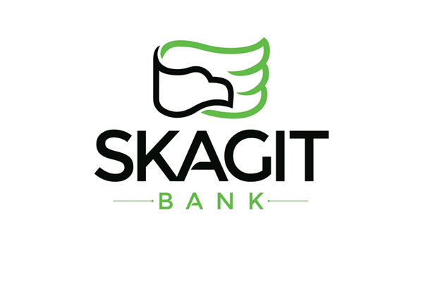 Skagit Bank (Vertical Logo)