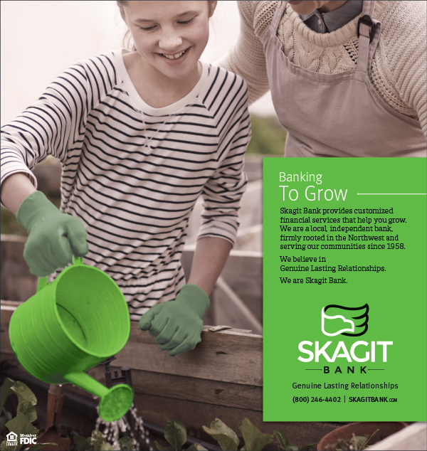 Skagit Bank - Banking to Grow Campaign Ad