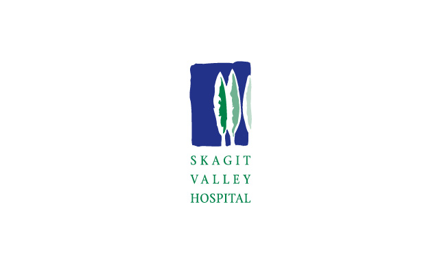 Skagit Valley Hospital Vertical Logo