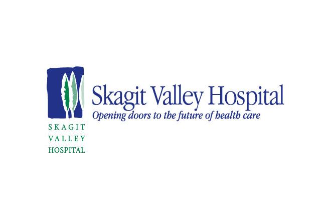Skagit Valley Hospital Horizontal Logo