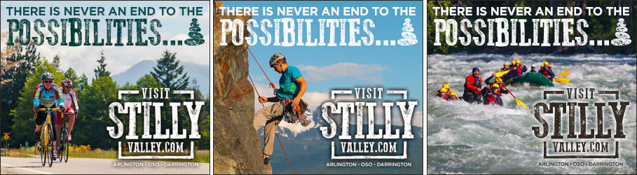 Visit Stilly Valley Campaign Social Media