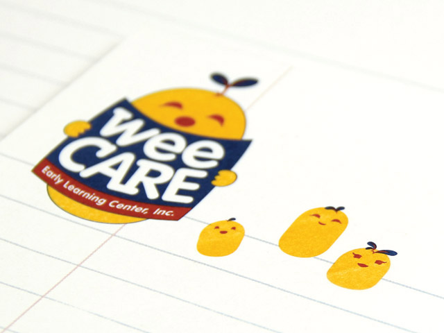 WeeCare Early Learning Center Graphics