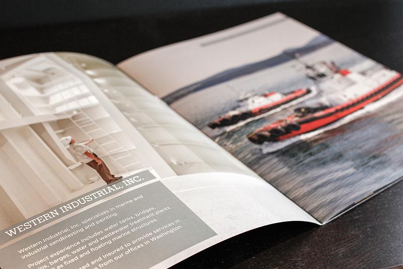 Western Industrial Brochure Inside Spread