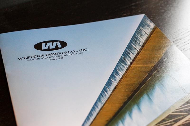 Western Industrial Brochure Cover