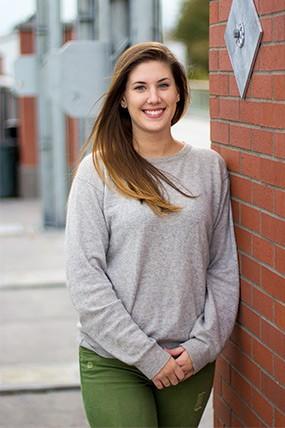 Cheyenne Smith - Communications & Media Coordinator