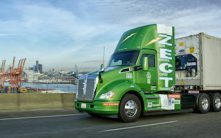Highlighting Kenworth's Zero Emission Cargo Truck