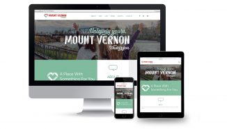 Mount Vernon, Washington Responsive Website