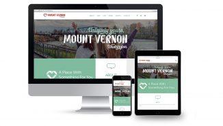 Mount Vernon, Washington Responsive Website