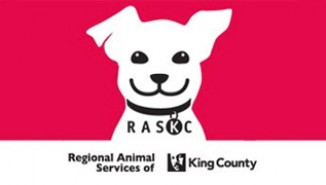Regional Animal Services of King County (RASKC) Logo