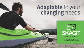 Skagit Bank - Adaptable to your changing needs