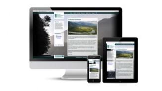 Skagit Watershed Responsive Website