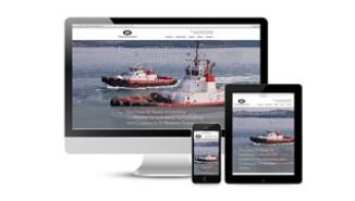 Western Industrial Responsive Website