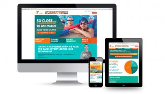 Skagit Valley Family YMCA Responsive Website