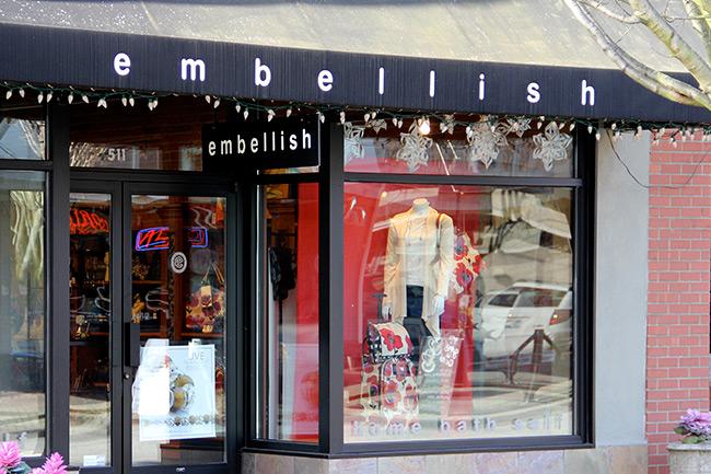 Embellish Signage